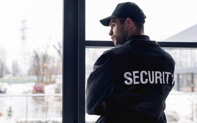 Gardien sécurité
