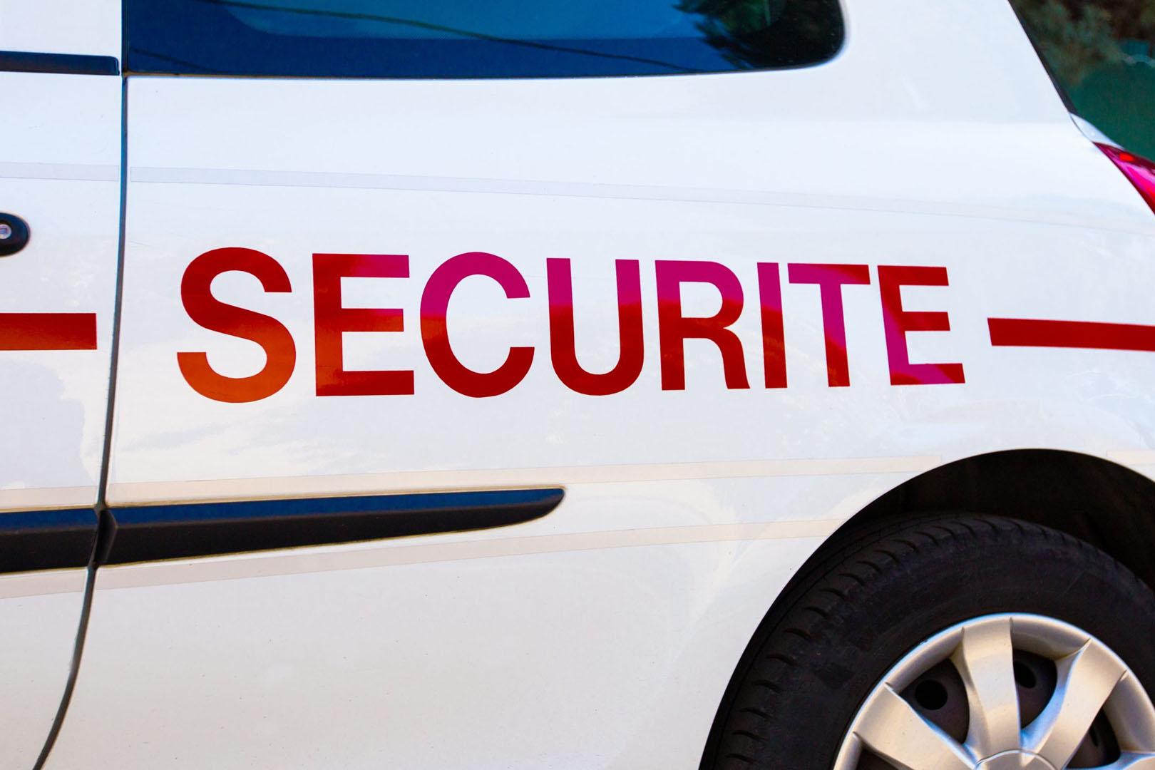 Véhicule de sécurité